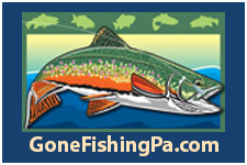 Gone Fishing PA - But a Fishing License