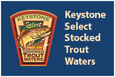 Keystone Select Stocked Trout Waters