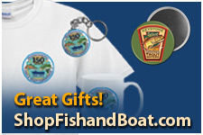 Shop Fish and Boat Merchandise