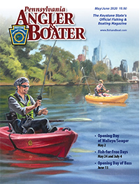 May/June Angler & Boater Cover